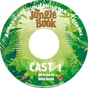 Jungle Book DVD cover